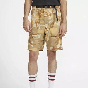 Nike SB Camo Shorts desert ore AT9881 248 Med 30